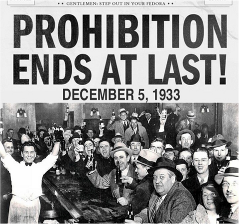 did canada have prohibition