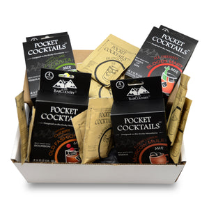 Pocket Cocktails Taster Kit - 16 Cocktails