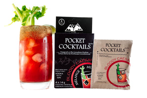 Pocket Cocktails Party Kit - 60 Cocktails