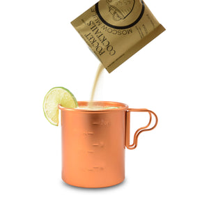 Elderflower Moscow Mule