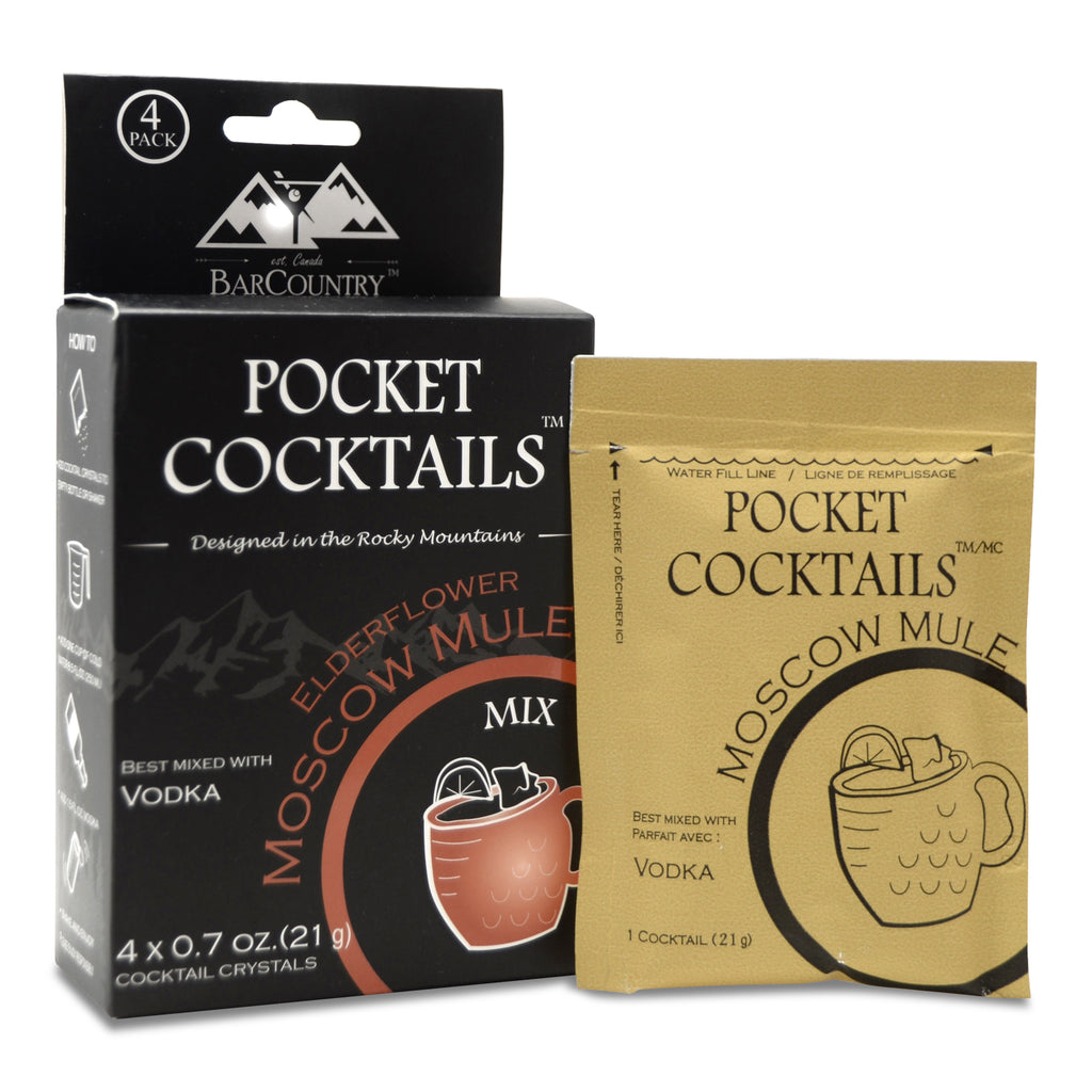 Pocket Cocktails