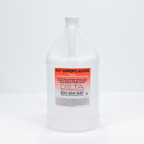 99.9% Isopropyl Alcohol