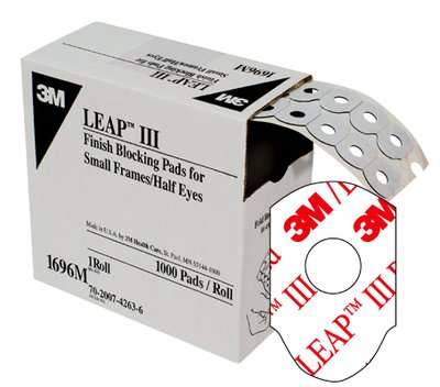 Blocking pads 3M Leap™ III 1696