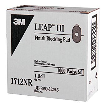 Blocking pads 3M Leap™ III 1712