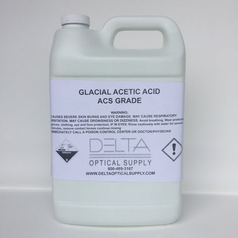 Glacial Acetic Acid ACS Grade