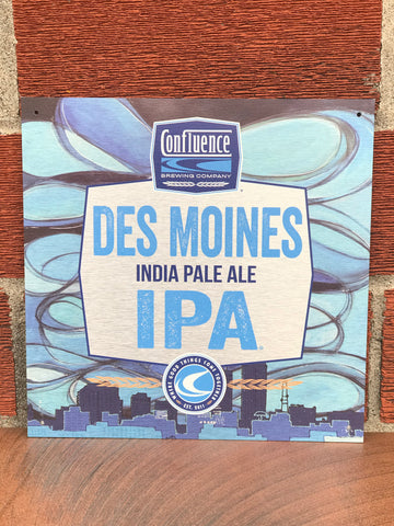 Des Moines IPA Sign