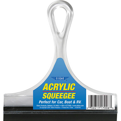 "Acrylic 6"" Squeegee"