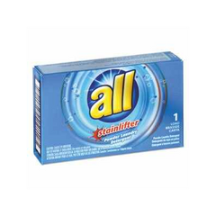 All Ultra Powder Coin Vending Laundry Detergent