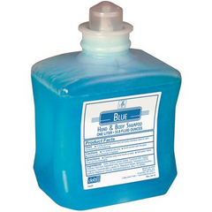 Aquaress Blue Hand  Body Shampoo