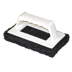 Black Scrubba Pad w/ Handle