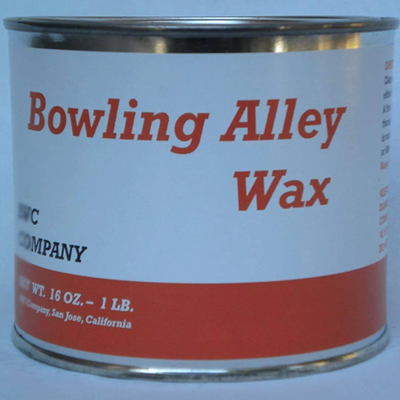Butchers Bowling Alley Wax