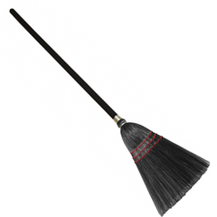 "Broom 30"" Black Synthetic"