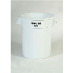 BRUTE® Container 20 Gallon White
