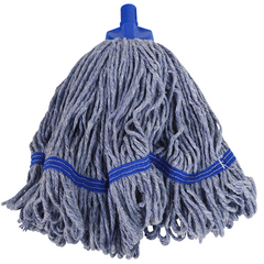 Bulldog Mop with Scrub Pad Refill