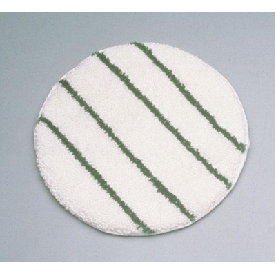 Carpet Bonnet with Green Scrub Strips