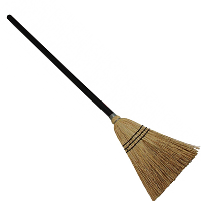 Corn Lobby Broom