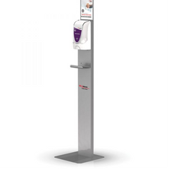 SC Johnson Hand Hygiene Dispenser Stand