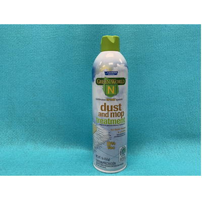 Green World N™ Dust and Mop Treatment