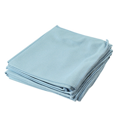 Individual Glass Microfiber Cloth