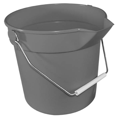Deluxe Heavy Duty 10 Quart Bucket