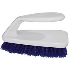 Iron Handle Scrub Brush