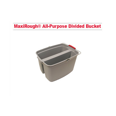 MaxiRough® Divided Bucket 19 Qt.