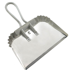 Aluminum Dust Pan Extra Heavy Duty