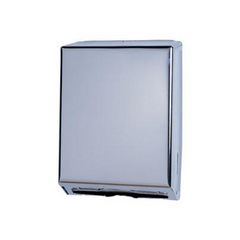 Folded Towel Dispenser Chrome