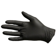 Nitril Glove Black