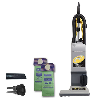 ProTeam ProForce 1500XP Upright Vacuum w/On-Board Tools
