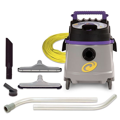 ProTeam ProGuard 10 Wet/Dry Vacuum with Tool Kit