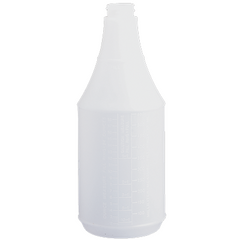 Round Poly Bottles