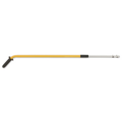 "Rubbermaid HYGEN™ Quick Connect Ergo Handle 48"" - 72"""