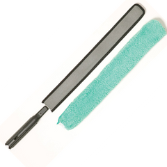 Rubbermaid HYGEN™ Flexible Microfiber Dusting Wand