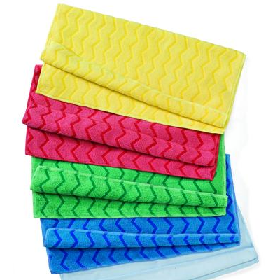 Rubbermaid HYGEN™ Microfiber Cloths 2 per Bundle
