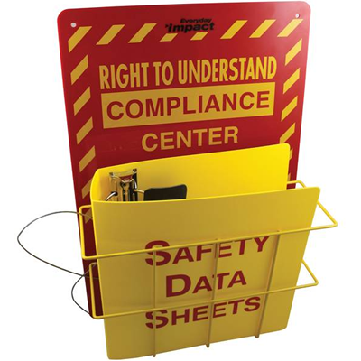 SDS Safety Station