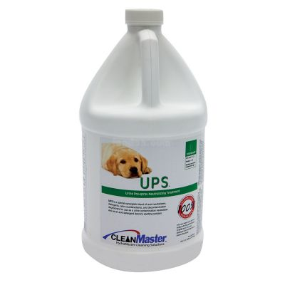 U-P-S Urine Pre-spray Neutralizing Treatment