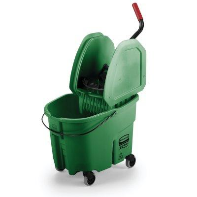WaveBrake® 35 Qt Down-Press Bucket and Wringer