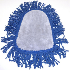 Wedge Style Microfiber Dust Mop