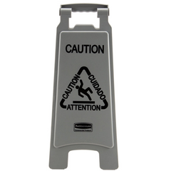 Caution Wet Floor Signs by Rubbermaid