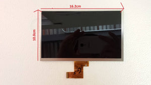 Display Lcd para Tablet 7 Pulgadas ALCATEL P310 39 PINES Flex FPC7003-1