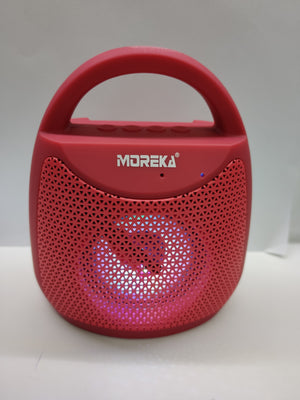Bocina Bluetooth Potente Led Moreka JC-312