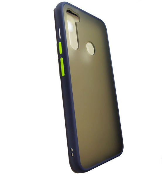 Funda Semitransparente Mate Xiaomi Redmi Note 8