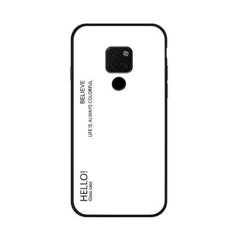 FUNDA CRISTAL DEGRADADO HUAWEI MATE 20