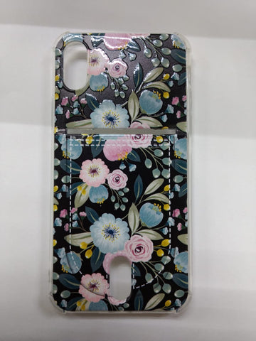 Funda flores Tpu Iphone X/XS