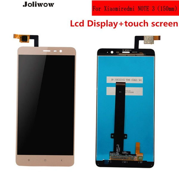 Pantalla completa Touch + Display para Xiaomi Redmi Note 3 (version KENZO de 147mm)