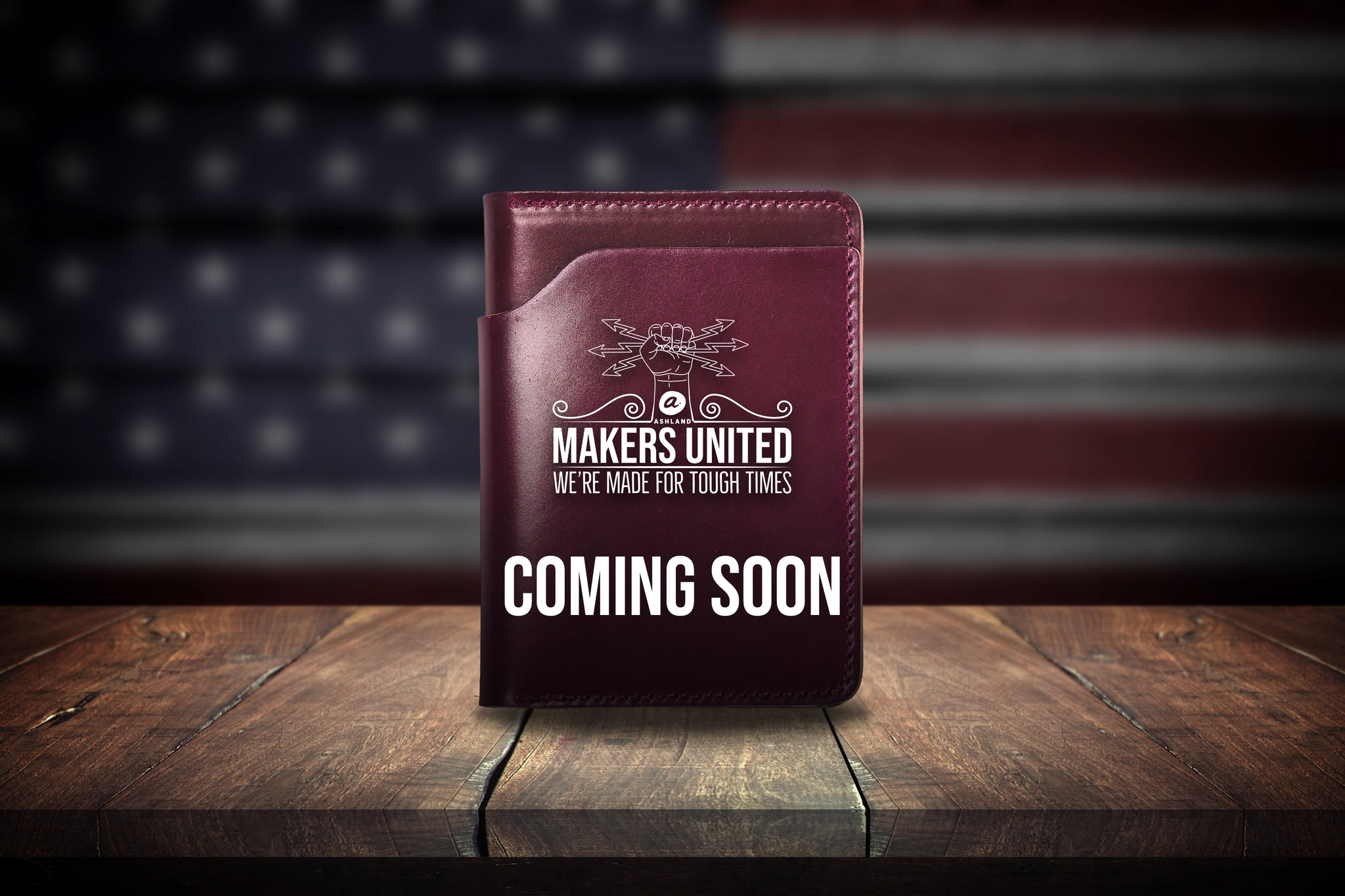 Makers United Coming Soon