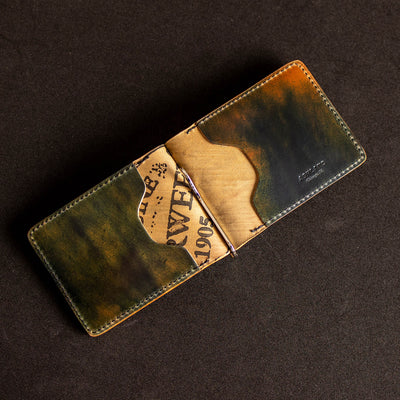 Small Batch Capone Money Clip