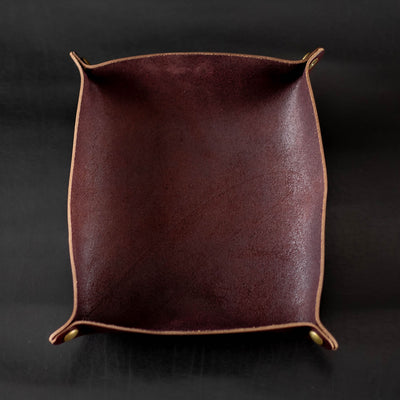 Leather Valet Tray - XL