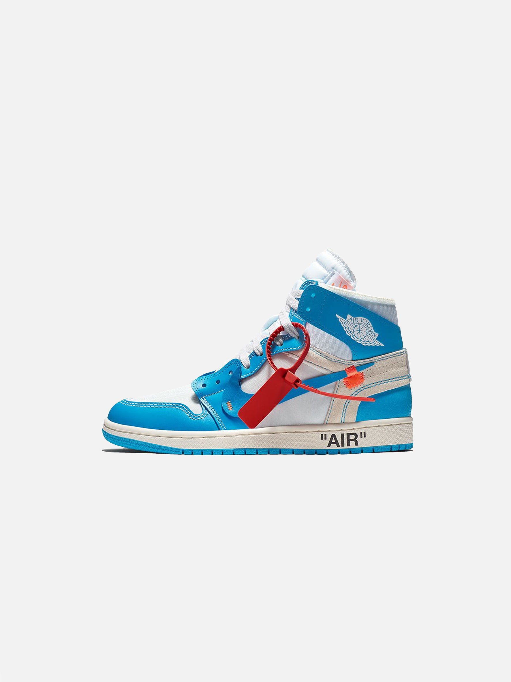 Nike x Off-White™ c/o Virgil Abloh Air Jordan 1 UNC